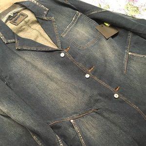 Girbaud Jean jacket